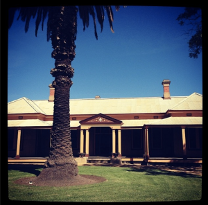 Bishop's Lodge, Hay NSW